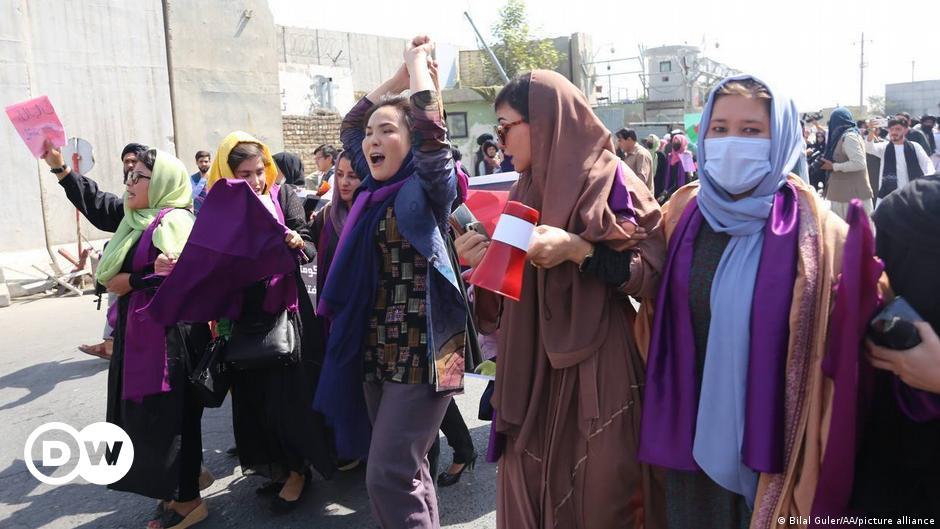 Αποφασισμένες να παλέψουν οι Αφγανές ακτιβίστριες   DW   14.09.2021