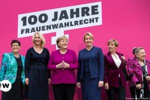 Γερμανικές εκλογές: Γυναίκες με φιλοδοξίες | DW | 25.09.2021