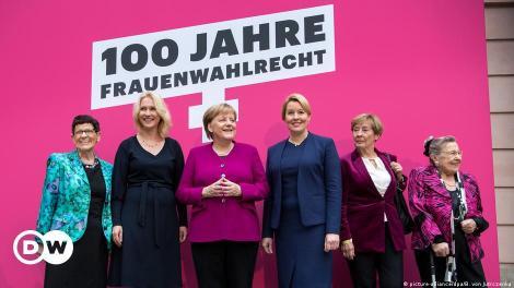 Γερμανικές εκλογές: Γυναίκες με φιλοδοξίες   DW   25.09.2021