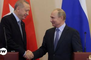 Κρίσιμες συνομιλίες Ερντογάν-Πούτιν στο Σότσι | DW | 29.09.2021