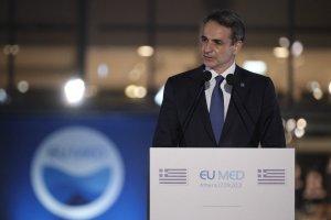 Μητσοτάκης: Η Ελλάδα ισχυρός και αξιόπιστος σύμμαχος του ΝΑΤΟ