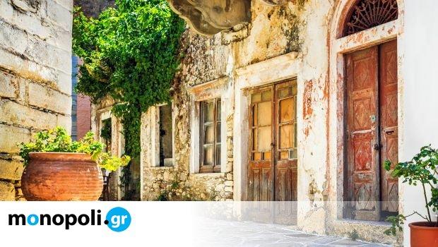 Νάξος: Μία περιήγηση στα γραφικά χωριά αποκαλύπτει ένα άλλο πρόσωπο του Κυκλαδίτικου νησιού - Monopoli.gr