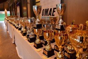 ΟΜΑΕ: Βραβεύθηκαν οι κορυφαίοι αυτοκινήτου και kart 2019 & 2020