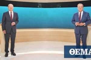 Προεκλογικό θρίλερ στη Γερμανία: Στη μία μονάδα έχει περιοριστεί η διαφορά Χριστιανικής Ένωσης-Σοσιαλδημοκρατών