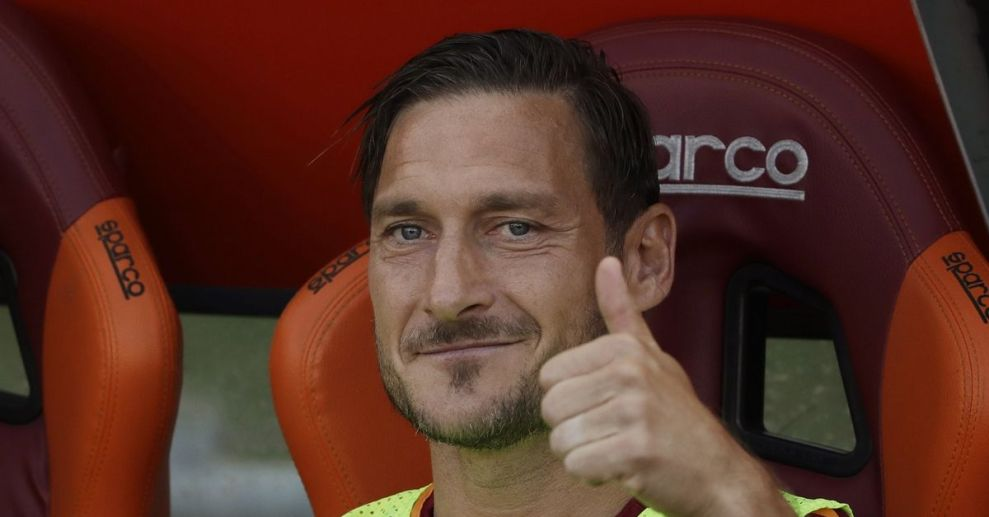 Τότι: 'Σπουδαίος χαρακτήρας και εμψυχωτής για την ομάδα της Ρόμα ο Μουρίνιο'