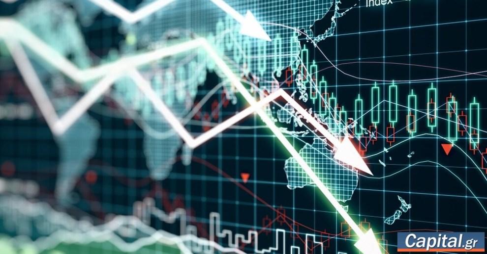 Με απώλειες έκλεισαν οι ευρωαγορές εν αναμονή των αποφάσεων της ΕΚΤ