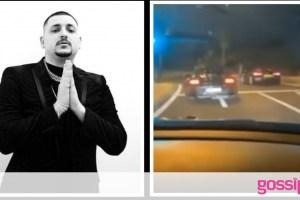 Mad Clip: Βίντεο ντοκουμέντο λίγο πριν σκοτωθεί ο γνωστός τράπερ! Το Audi που αναζητεί η αστυνομία!