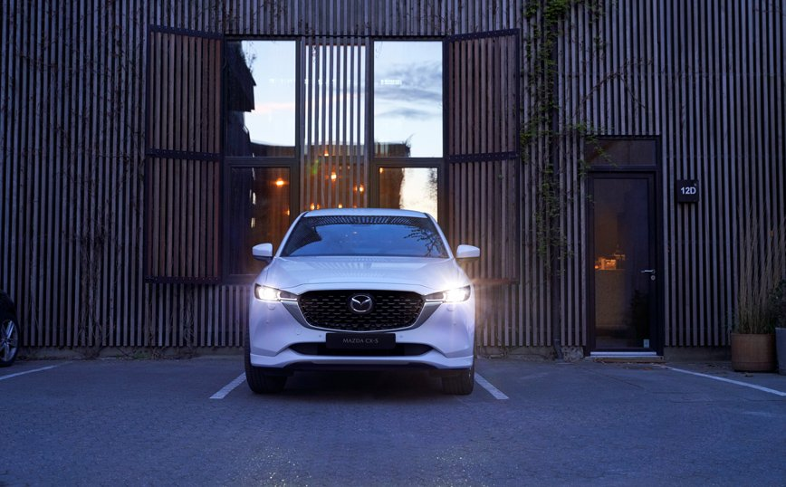 Mazda CX-5: Ανανεωμένο και πιο ραφιναρισμένο