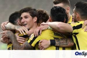 ΑΕΚ-Ατρόμητος 3-0: Αγχωτική τριάρα στο ντεμπούτο Γιαννίκη (photos+video)