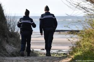 Καψόνια της γαλλικής αστυνομίας σε πρόσφυγες