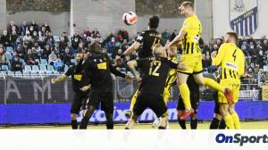 Λαμία-Άρης 0-1: Τα highlights από τη νίκη των Θεσσαλονικέων (video)