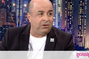 Μάρκος Σεφερλής: «Πριν βγω στη σκηνή, έπαθα λουμπάγκο… Τελείωσε το νούμερο και λιποθύμησα»