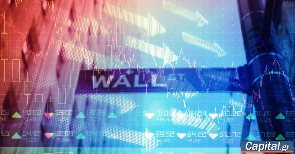 Μεικτά πρόσημα στη Wall με το βλέμμα σε εταιρικά αποτελέσματα και πληθωρισμό