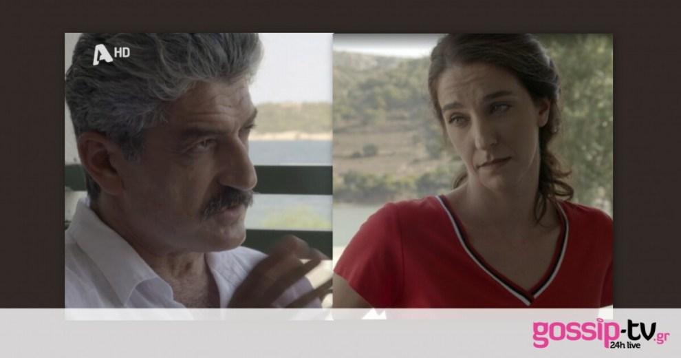 Σασμός: Η Ντίνα και ο Φραγκιαδάκης πήγαν εκδρομή και το twitter αφήνιασε με την ξινίλα της