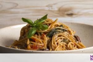 Σπαγγέτι πουτανέσκα σε 10 λεπτά - Μια γρήγορη και νόστιμη συνταγή