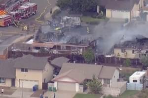 ΗΠΑ – Συνετρίβη αεροσκάφους στο Σαν Ντιέγκο – Υπάρχουν αναφορές για τραυματίες