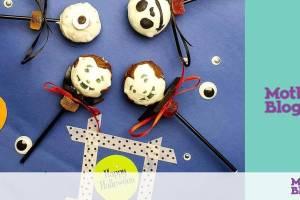 Φτιάξτε Halloween cake pops που θα ξετρελάνουν τα παιδιά