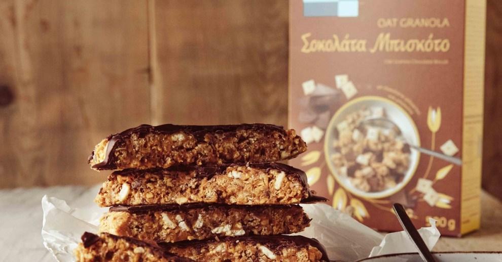 4 υγιεινές συνταγές με δημητριακά βρώμης με την έγκριση της διατροφολόγου