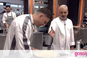 Game of Chefs: Εκτός εαυτού ο Λάντος με παίκτη: «Αυτό που έχεις κάνει είναι χάλια» (video)