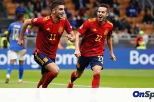 Nations League: Της έσπασε το αήττητο και πήγε τελικό η Ισπανία! (Videos+Photos)