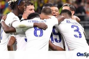 Nations League: Το… τούμπαρε ο Εμπαπέ! (Video)
