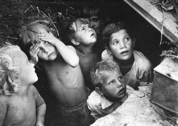 Децата на втората световна война