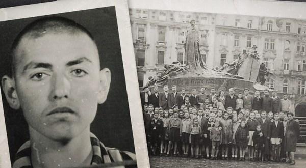 децата оцелели от лагерите на Хитлер