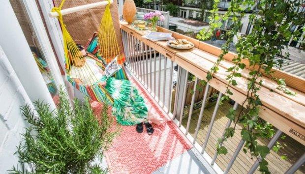 Направете си балкон бар