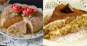 3 божествени вкуса 3 разкошни бисквитени торти