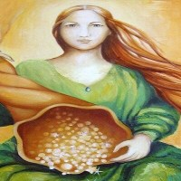 Молитва за късмет и изобилие! Стотици жени твърдят, че тази богиня наистина помага, дори след първия път