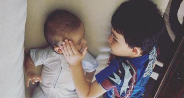 Тежка съдба: Това 3-годишно момченце