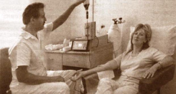 През 1961 г. тя умира но се събуди след 20 дни и проговори на руски!