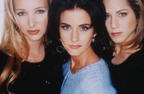 """Женското трио от """"Приятели"""" се събра отново след 15 години – ето как изглеждат днес (Снимки)"""