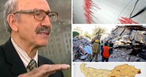 Сеизмологът проф. Бойко Рангелов след серията силни трусове на Балканите