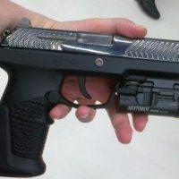 """Русия заменя """"Макаров"""" с нов пистолет, пробиващ бронежилетка от 100 метра"""