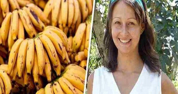 Тя яла само банани за 12 дни. Вижте какво се случило с нея!