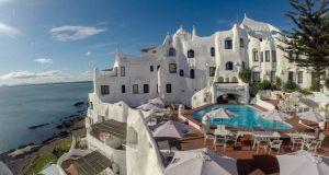 Впечатляващ хотел който е строен цели 36 години