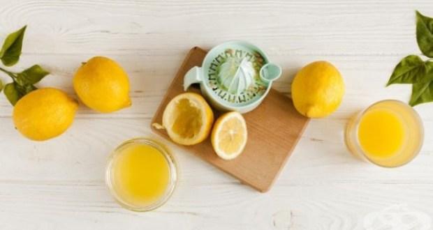 Защо трябва да пием топла вода с лимонов сок?
