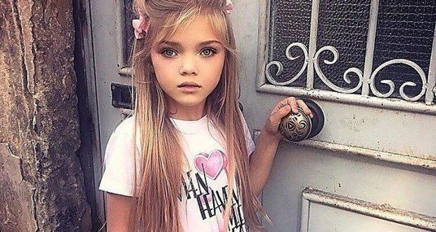 Вълнуващата история на новото най-красиво момиченце