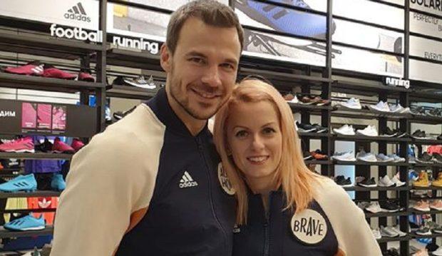 Ивайло Захариев и Станислава