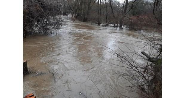 България под вода реки преливат селища са наводнени удавени са животни