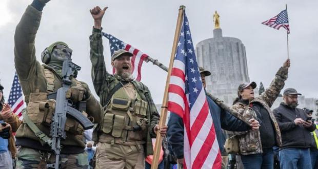 Народът се надига: Във всички американски щати се подготвят въоръжени протести!