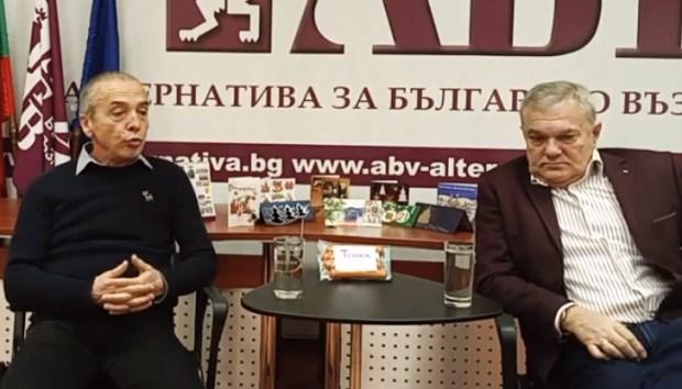 Атанас Мангъров ще спасява България от шайката на Бойко