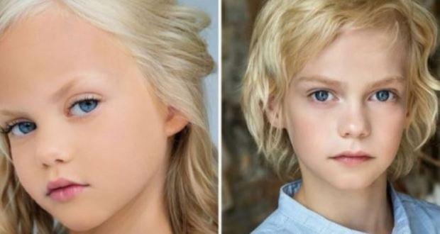 Как изглежда майката на две от най-красивите деца на планетата