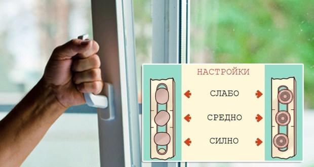 Как да настроите дограмата на зимен режим за да ви е по-топло в жилището