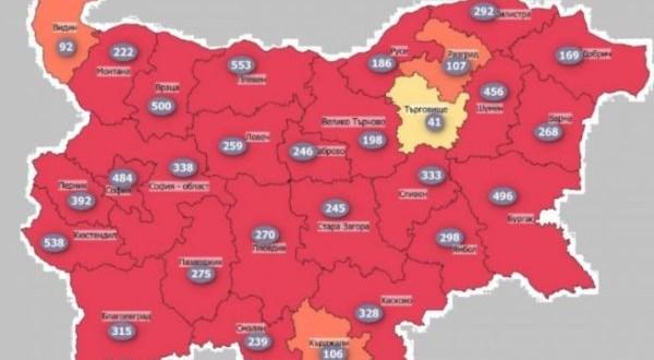 Ето в кои градове вече са в сила новите мерки срещу Covid-19