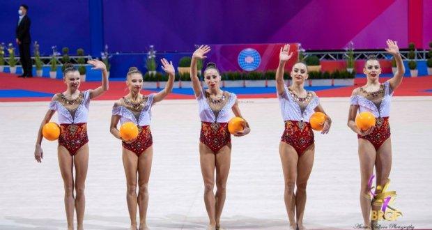 Абсолютен рекорд: Отборът ни по художествена гимнастика днес получи получи най-високата оценка давана някога