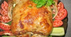 От дълго време търся тази рецепта за печено пиле. От както я направих за първи път всички ми искат рецептата!