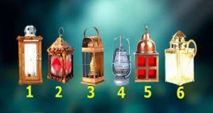 Надникнете в бъдещето с помощта на тези вълшебни фенери! Много точен тест!