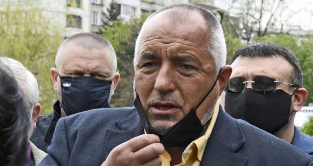 Борисов избухна за пенсионирането на Кантарджиев: Наглост! Нахалство! Реваншизъм!